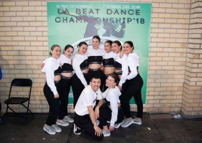 La Beat Dance Championship 2018